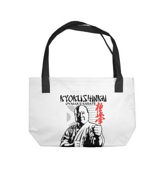 Пляжная сумка Масутацу Ояма