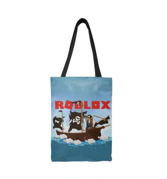 Сумка-шоппер Roblox