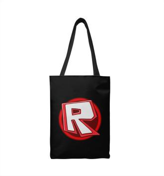 Сумка-шоппер Roblox Logo