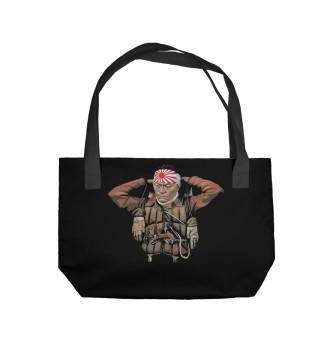 Пляжная сумка Камикадзе