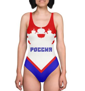 Женский Купальник-боди Россия 777