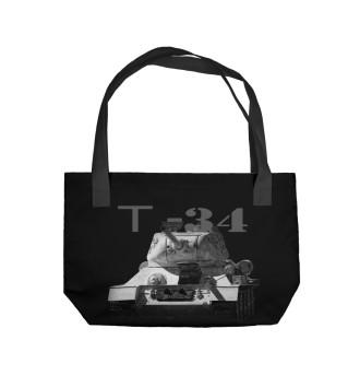 Пляжная сумка Т - 34
