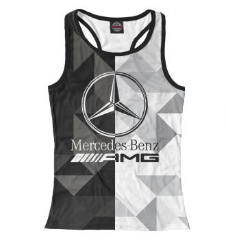 Женская Борцовка Mercedes-Benz Diamond