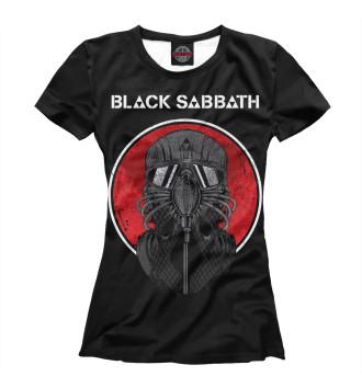 Футболка для девочек Black Sabbath