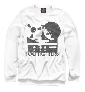 Мужской Свитшот Foo Fighters