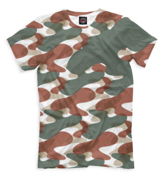Мужская  Four Colors For Camouflage