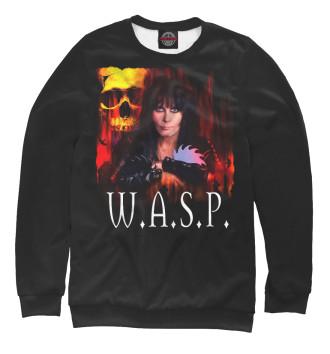 Мужской Свитшот W.A.S.P. band