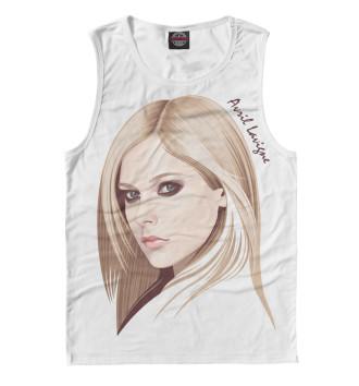 Мужская Майка Avril Lavigne