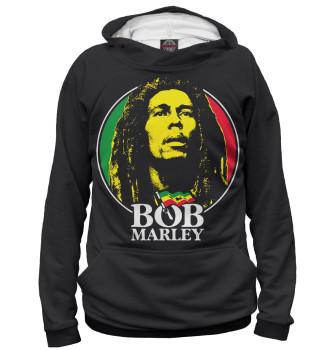 Мужское Худи Bob Marley