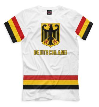 Мужская Футболка Сборная Германии