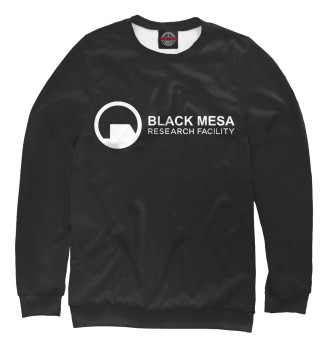 Женский Свитшот Сотрудник Black Mesa