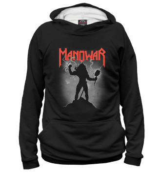 Женское Худи Manowar