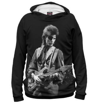 Мужское Худи David Bowie