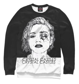 Женский Свитшот Crystal Castles