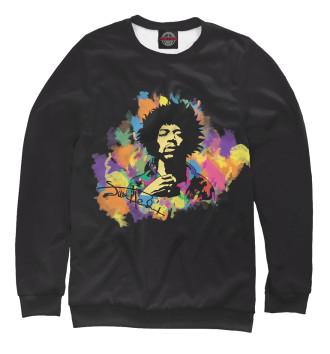 Мужской Свитшот Jimi Hendrix