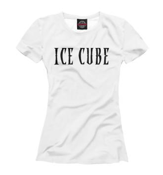Женская Футболка Ice Cube