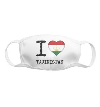 Женская Маска Таджикистан