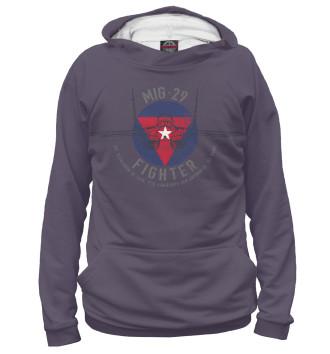 Мужское Худи ВВС Кубы (FAR)