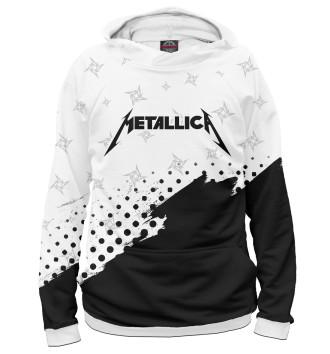 Женское Худи Metallica / Металлика