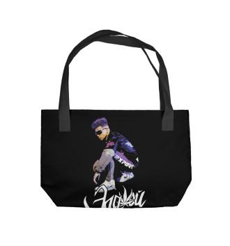 Пляжная сумка Элджей