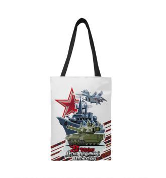 Сумка-шоппер День защитника Отечества
