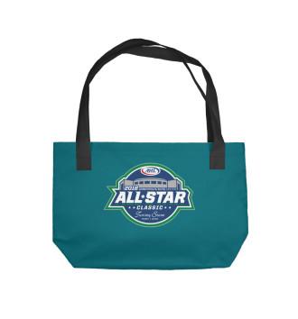 Пляжная сумка Матч всех звёзд