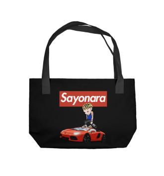 Пляжная сумка Sayonara Boy