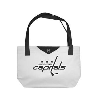 Пляжная сумка Washington Capitals Форма Бонусная 2019