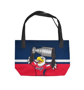 Пляжная сумка Washington Capitals