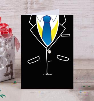 Смокинг с галстуком