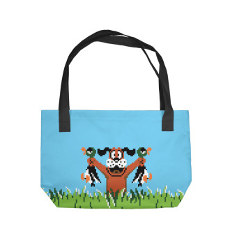 Пляжная сумка Duck Hunt (NES) Dog