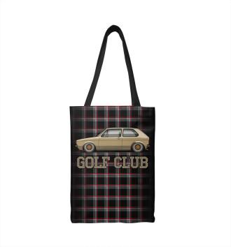Сумка-шоппер Golf club