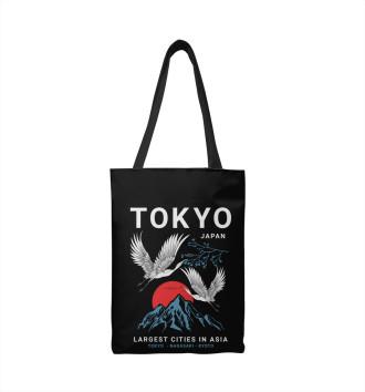 Сумка-шоппер Tokyo
