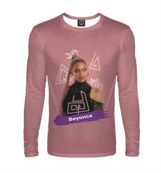 Мужской Лонгслив Beyonce Knowles