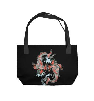 Пляжная сумка Иокогама