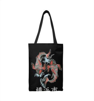 Сумка-шоппер Иокогама