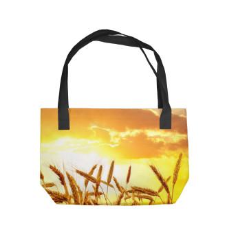 Пляжная сумка Поле