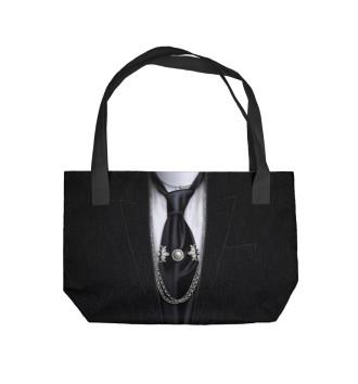 Пляжная сумка Костюм Lagerfeld