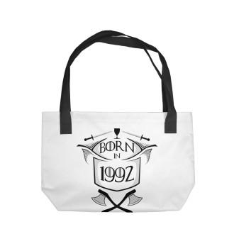 Пляжная сумка 1992