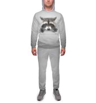 Мужской Спортивный костюм Енот