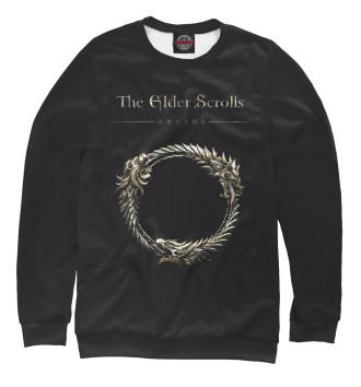 Мужской Свитшот The Elder Scrolls