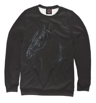 Мужской Свитшот Black Horse