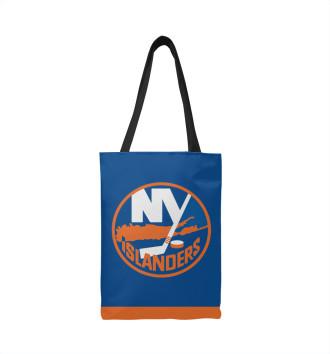 Сумка-шоппер Нью-Йорк Айлендерс (форма)