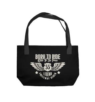 Пляжная сумка 55