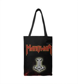 Сумка-шоппер Manowar