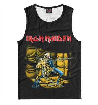 Мужская Майка Iron Maiden Piece of Mind