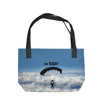 Пляжная сумка ВДВ десантник