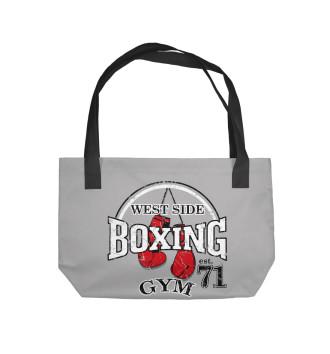 Пляжная сумка Boxing