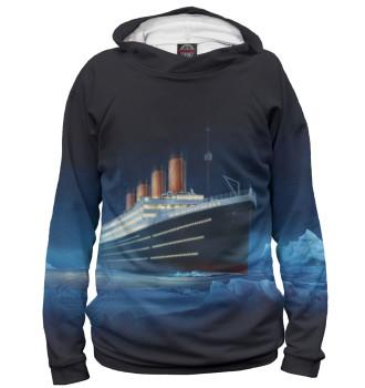 Женское Худи Титаник
