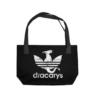 Пляжная сумка Dracarys